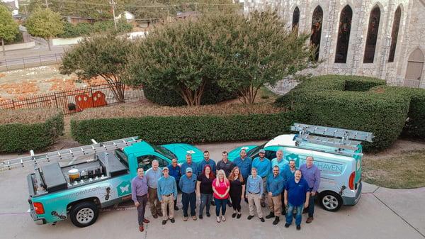 SafeHaven Group Photo